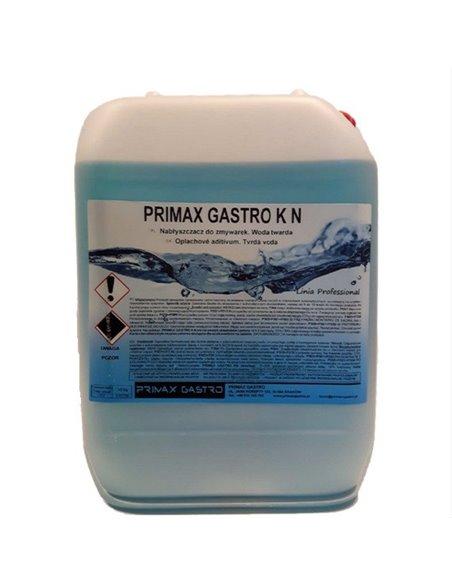 Płyn nabłyszczający (DO ZMYWAREK PRZEMYSŁOWYCH) PRIMAX KN 10KG