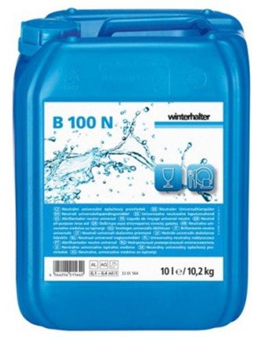 Płyn nabłyszczający (DO ZMYWAREK PRZEMYSŁOWYCH)  WINTERHALTER B100N 10KG