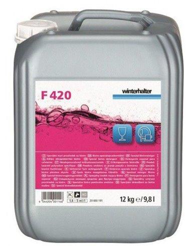 Płyn Myjący do zmywarek gastronomicznych F-420 12KG   WINTERHALTER