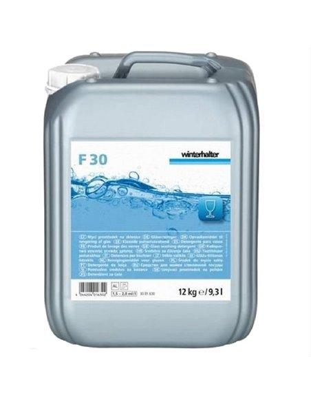 Płyn do mycia szkła F-30 12KG | WINTERHALTER
