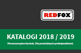 Nowy katalog Red Fox 2018/2019